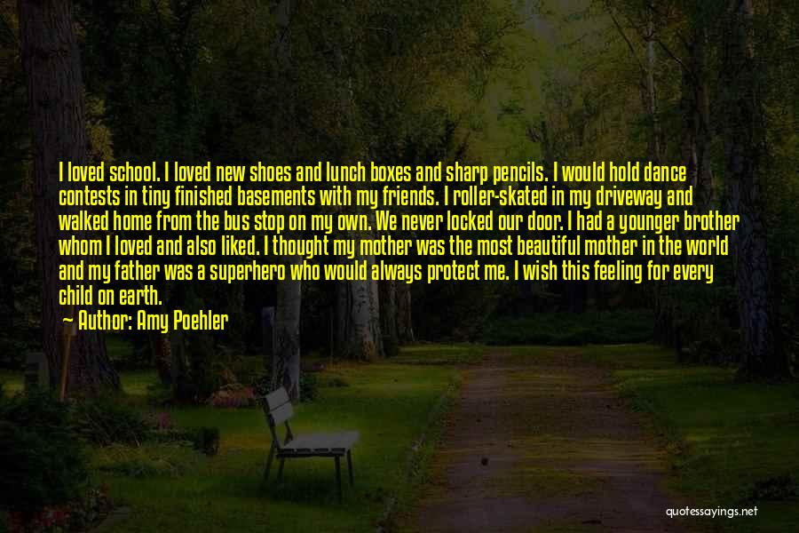 My Beautiful Child Quotes By Amy Poehler