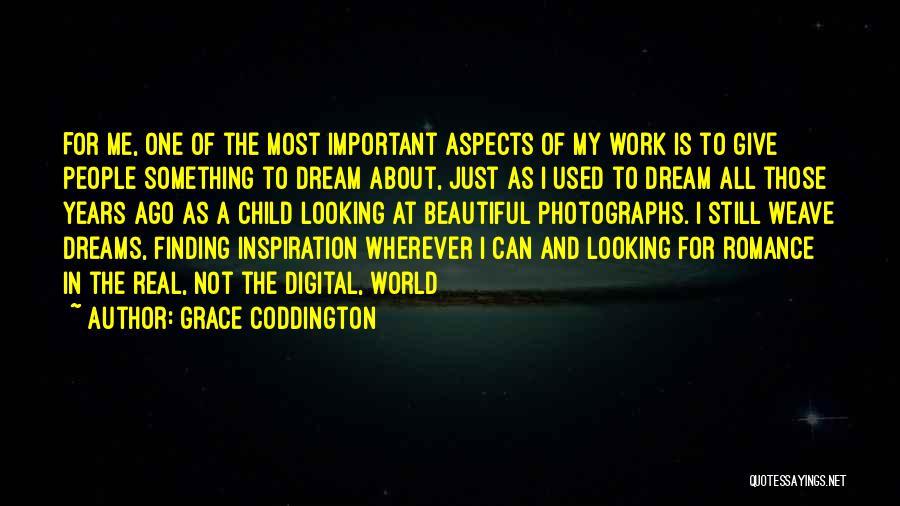 My Beautiful Child Quotes By Grace Coddington