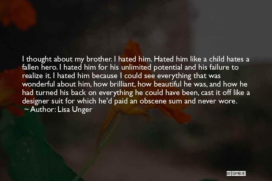 My Beautiful Child Quotes By Lisa Unger
