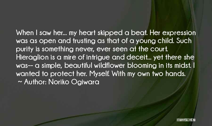 My Beautiful Child Quotes By Noriko Ogiwara