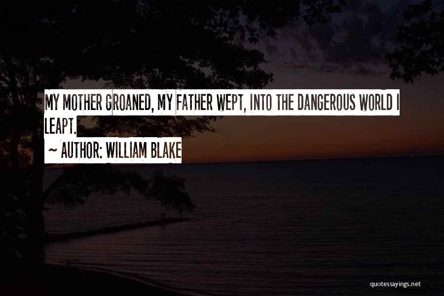 My Birthday Mother Quotes By William Blake