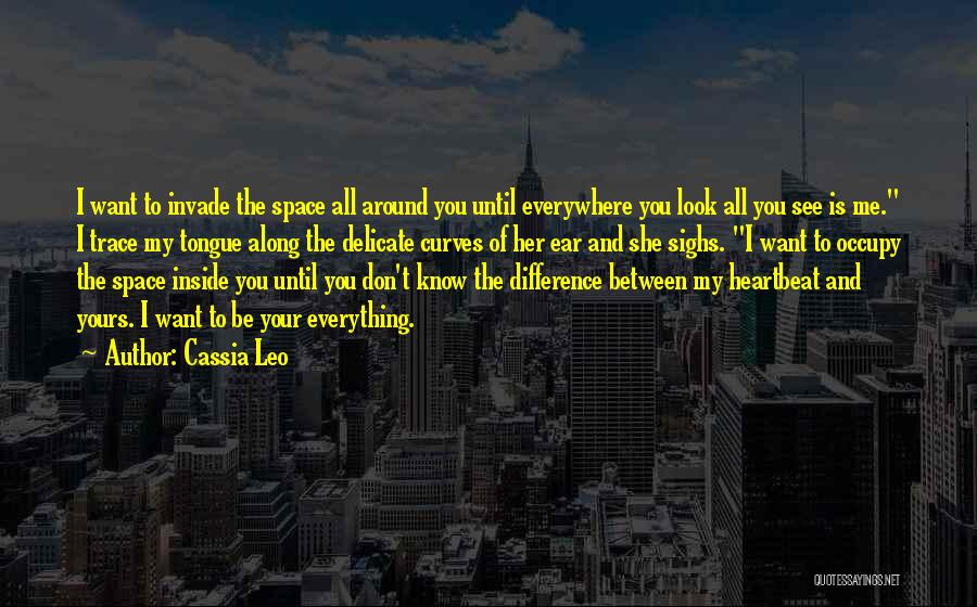 My Curves Quotes By Cassia Leo