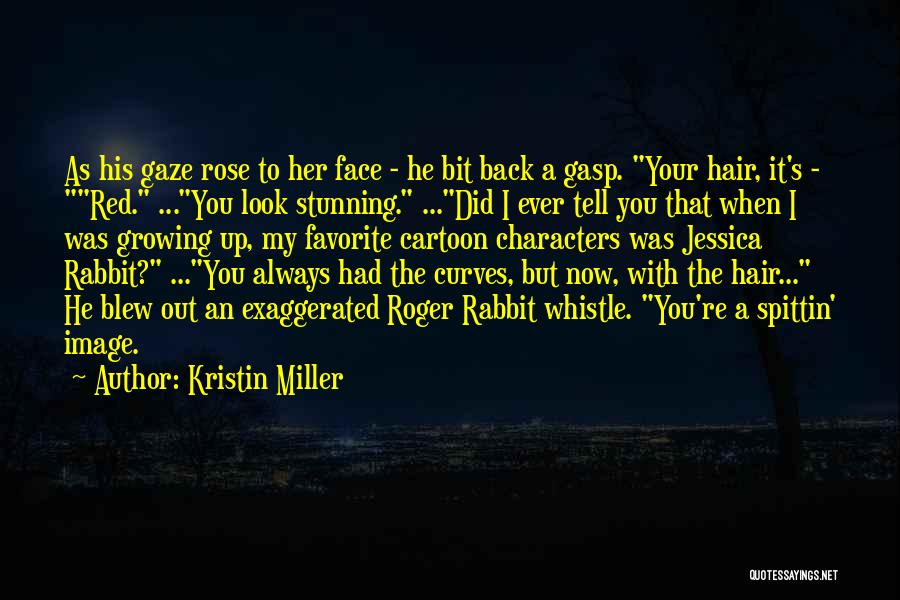 My Curves Quotes By Kristin Miller