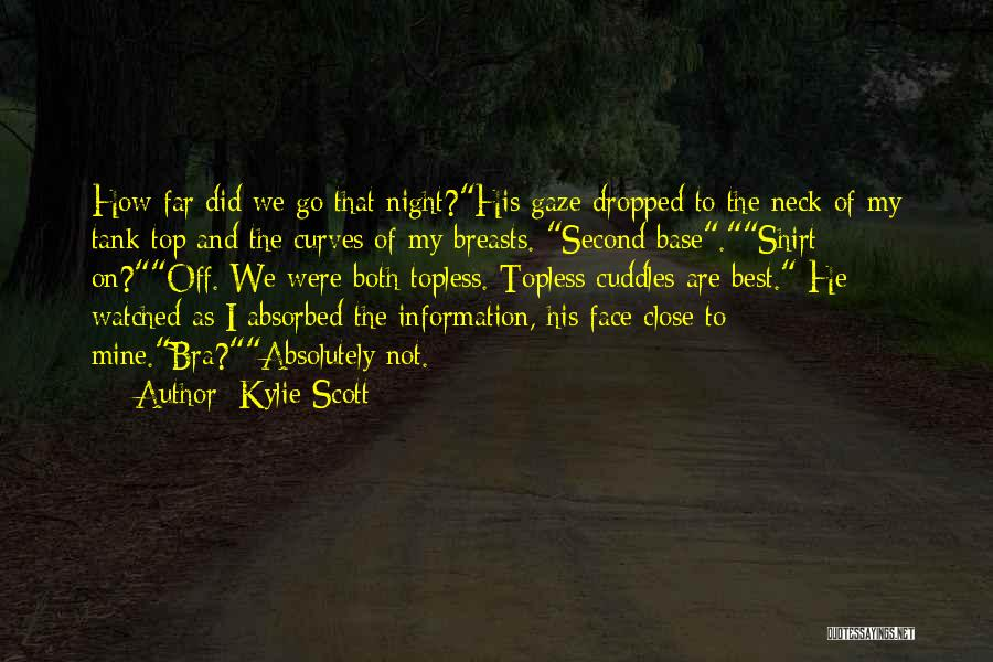 My Curves Quotes By Kylie Scott