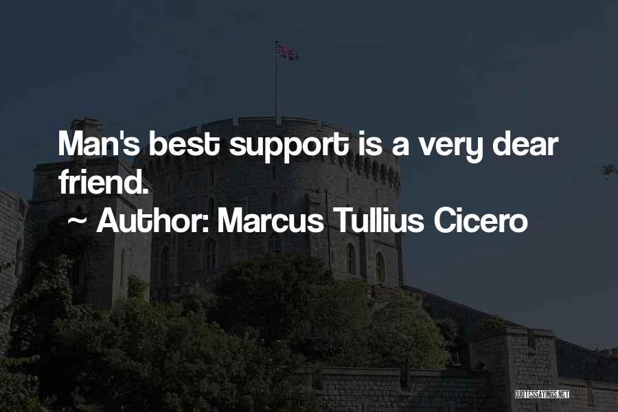 My Cute Friend Quotes By Marcus Tullius Cicero