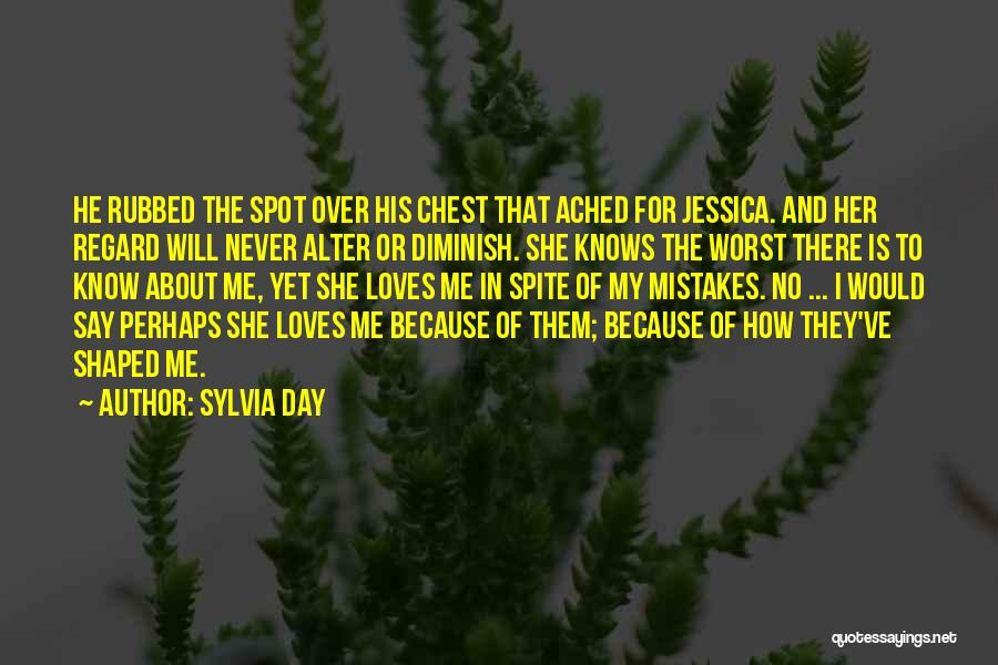 My Day Is Over Quotes By Sylvia Day