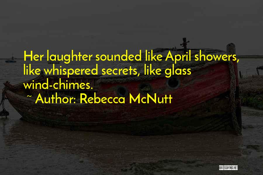 My Ex Best Friend Quotes By Rebecca McNutt