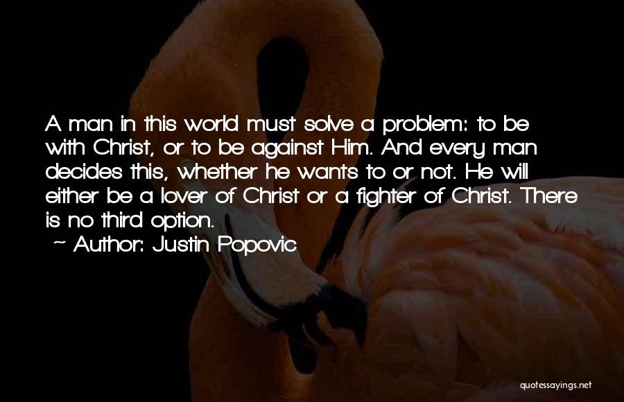 My Ex Lover Quotes By Justin Popovic