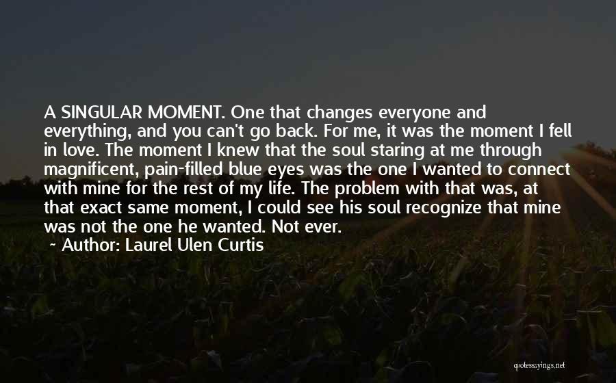 My Eyes See Everything Quotes By Laurel Ulen Curtis