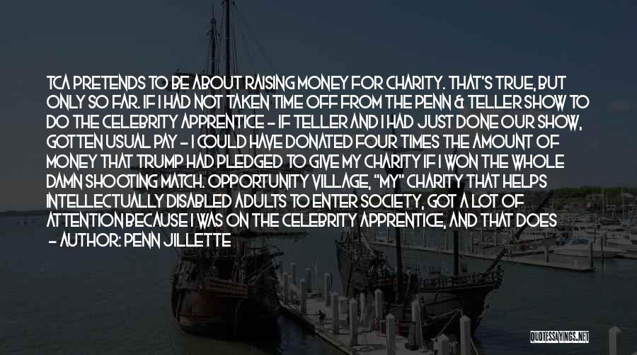 My Give A Damn Quotes By Penn Jillette