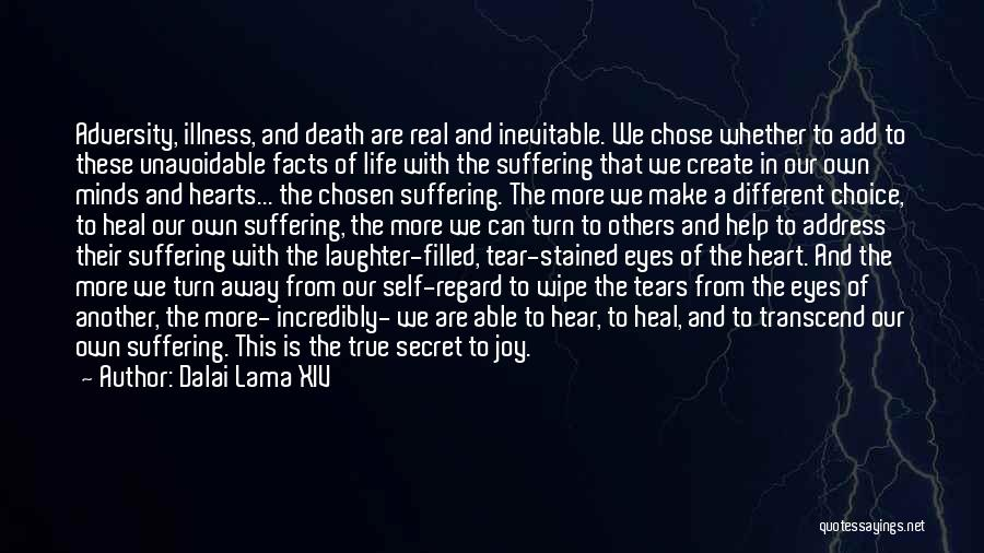My Heart Is Filled With Joy Quotes By Dalai Lama XIV