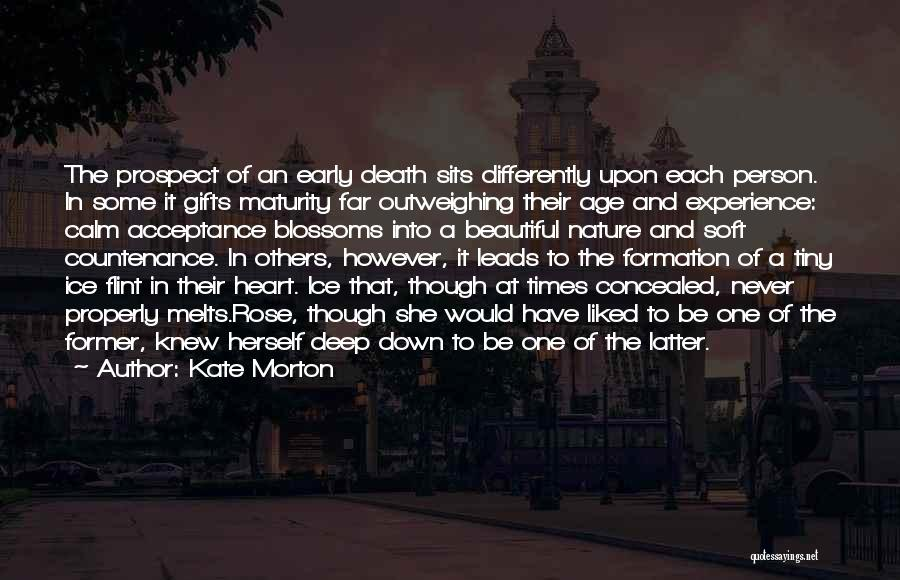 My Heart Melts Quotes By Kate Morton