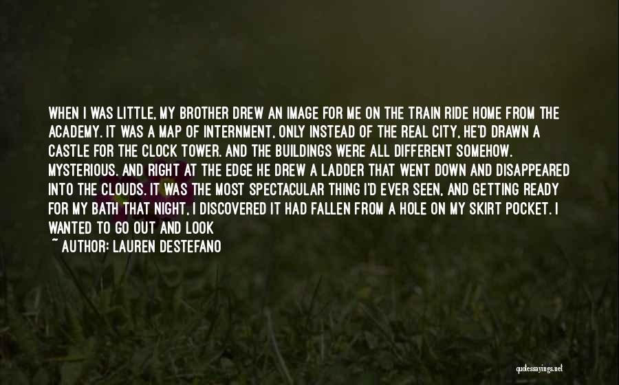 My Home Is My Castle Quotes By Lauren DeStefano