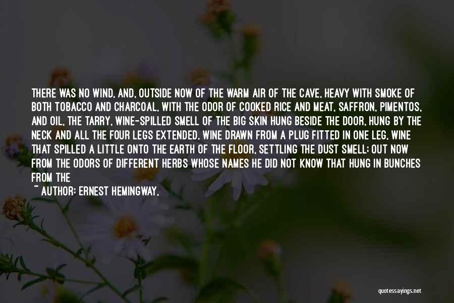 My Horse Died Quotes By Ernest Hemingway,