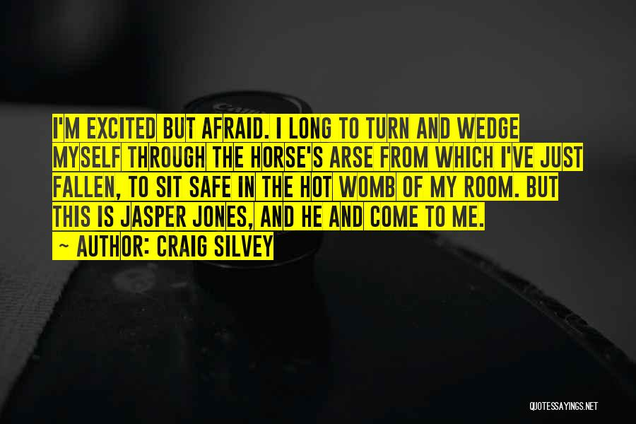 My Horse Quotes By Craig Silvey