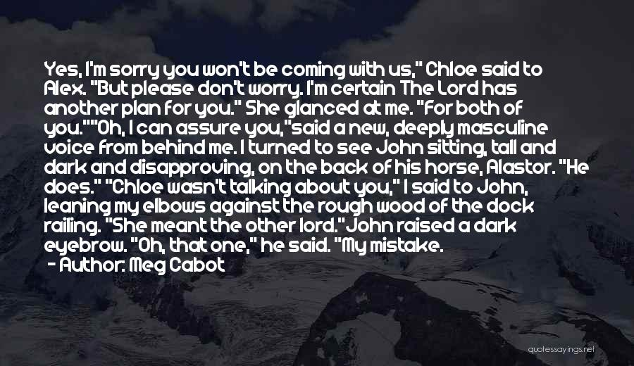 My Horse Quotes By Meg Cabot