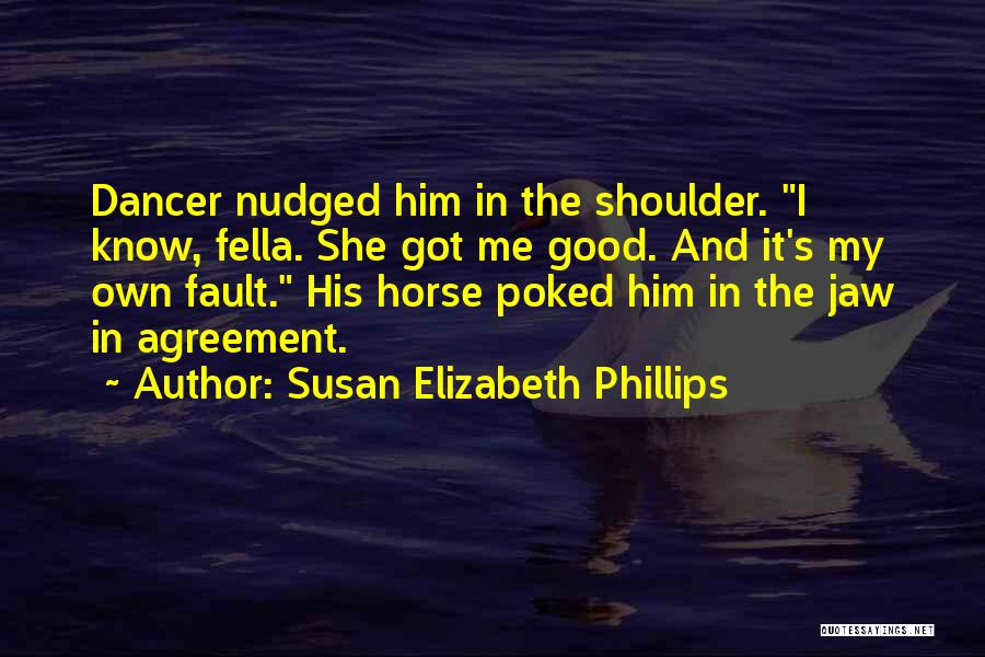 My Horse Quotes By Susan Elizabeth Phillips