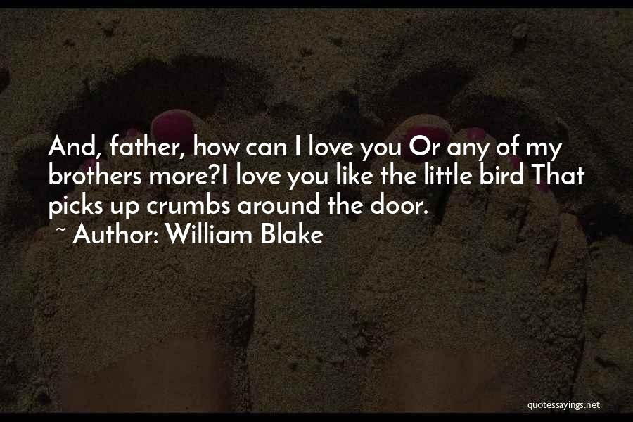 My Little Brothers Quotes By William Blake