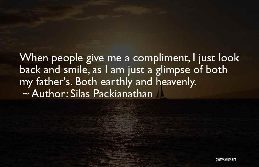 My Look Attitude Quotes By Silas Packianathan