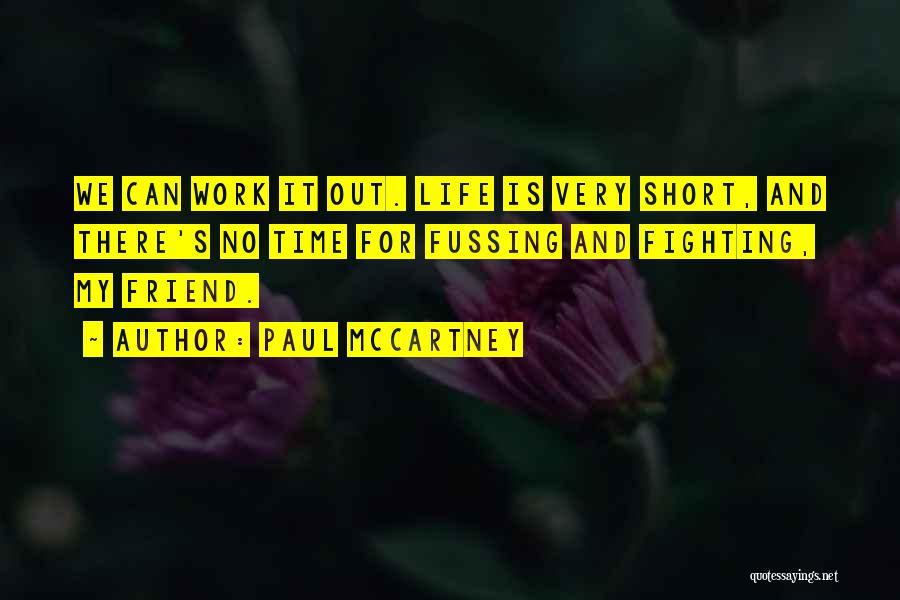 My Love Birthday Quotes By Paul McCartney