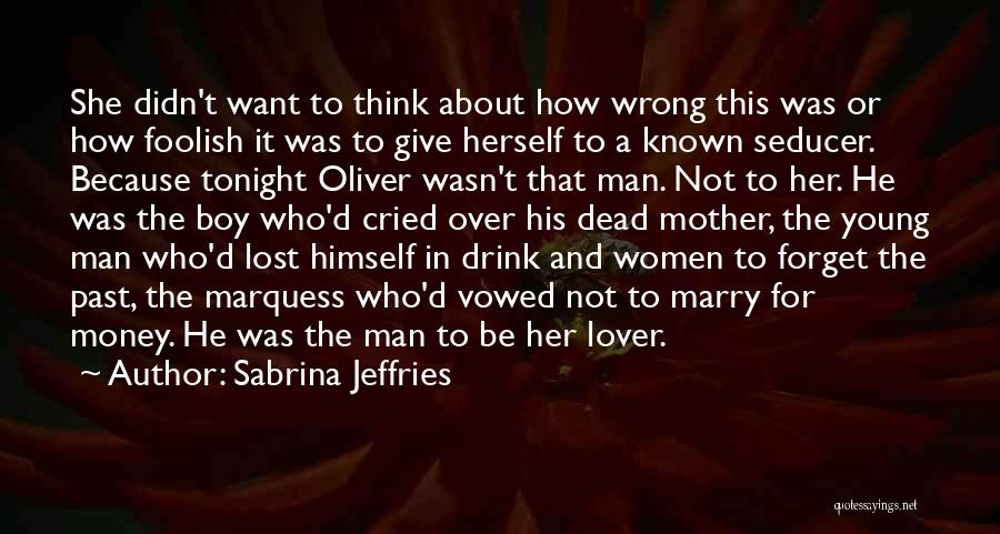 My Lover Boy Quotes By Sabrina Jeffries
