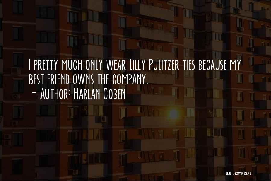 My Only Best Friend Quotes By Harlan Coben