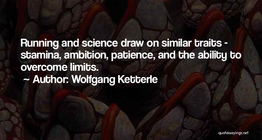 My Patience Has Limits Quotes By Wolfgang Ketterle
