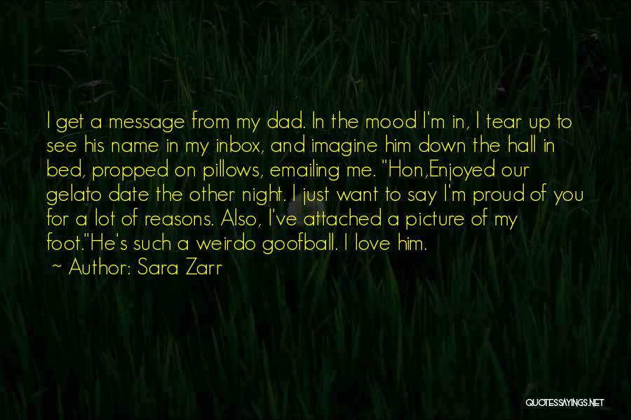My Reasons Quotes By Sara Zarr
