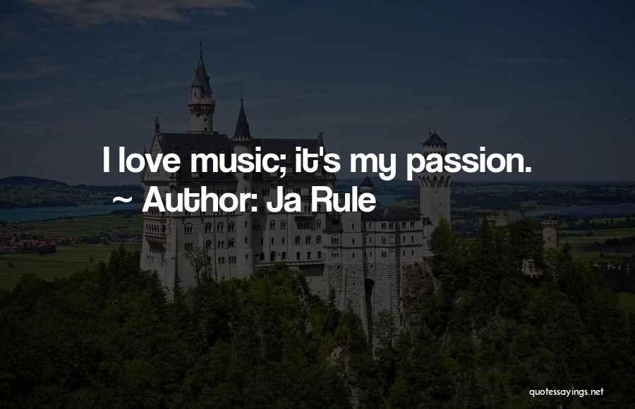My Rule Quotes By Ja Rule