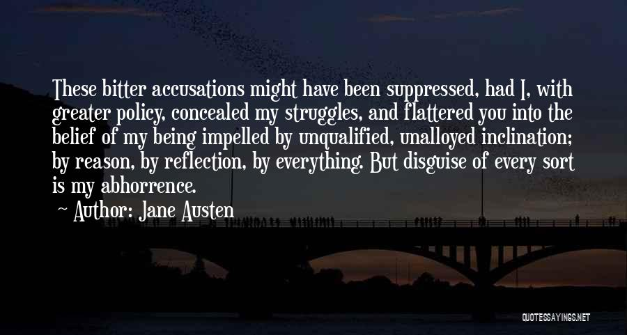 My Struggles Quotes By Jane Austen