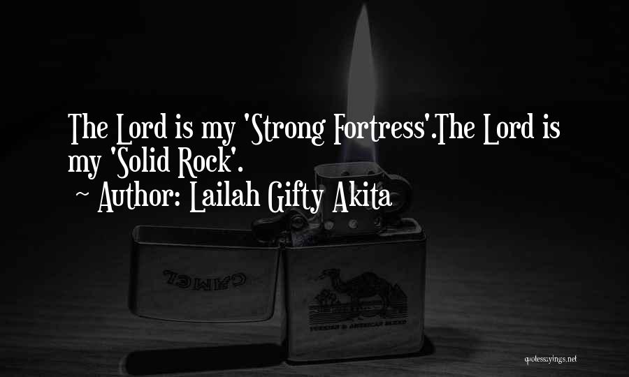 My Struggles Quotes By Lailah Gifty Akita