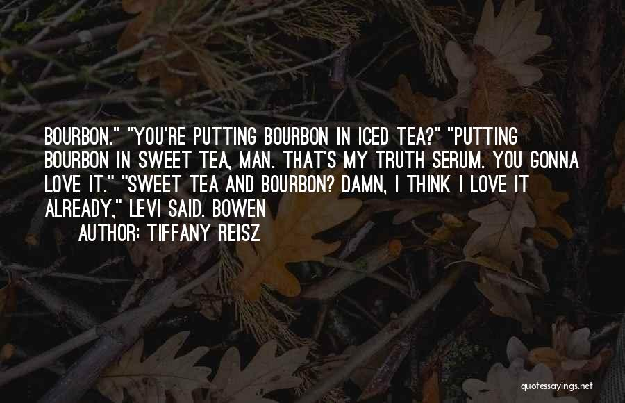 My Sweet Man Quotes By Tiffany Reisz