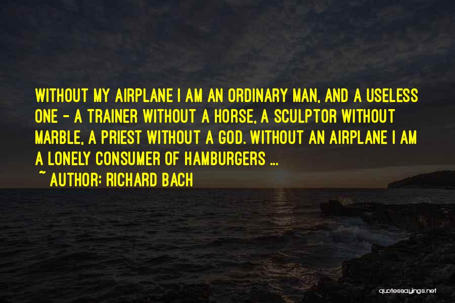 My Trainer Quotes By Richard Bach