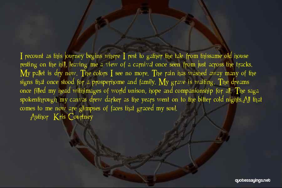 My True Colors Quotes By Kris Courtney