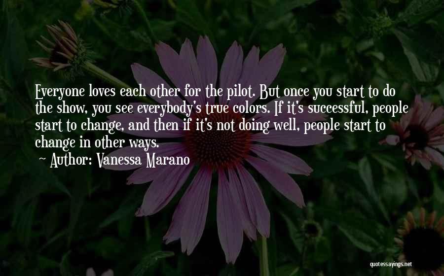 My True Colors Quotes By Vanessa Marano