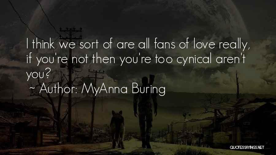 MyAnna Buring Quotes 1953246