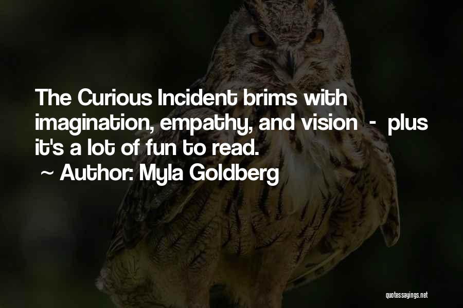 Myla Goldberg Quotes 1177010