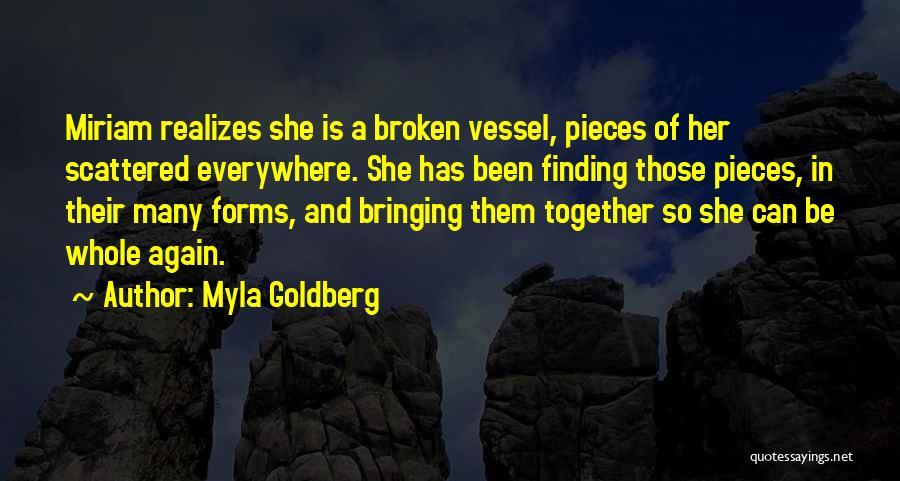 Myla Goldberg Quotes 1589193
