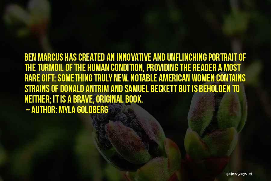 Myla Goldberg Quotes 1804685