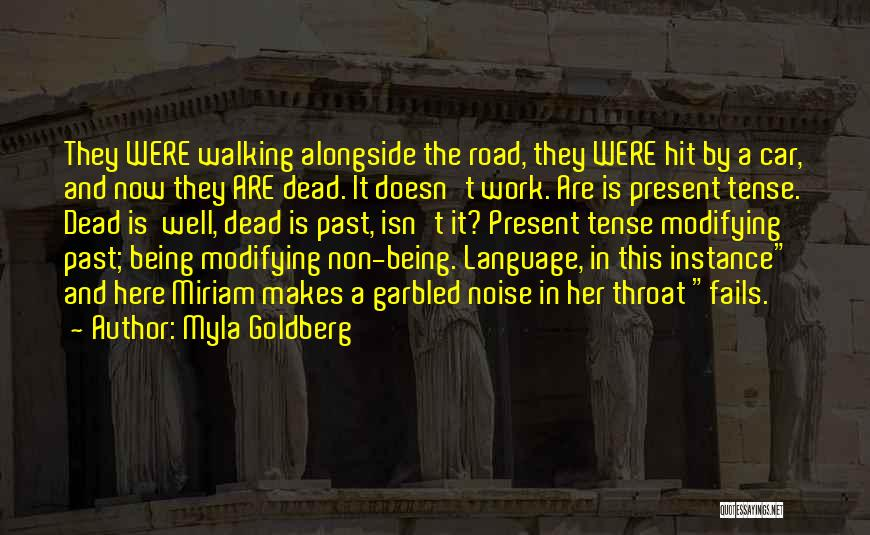 Myla Goldberg Quotes 2161879