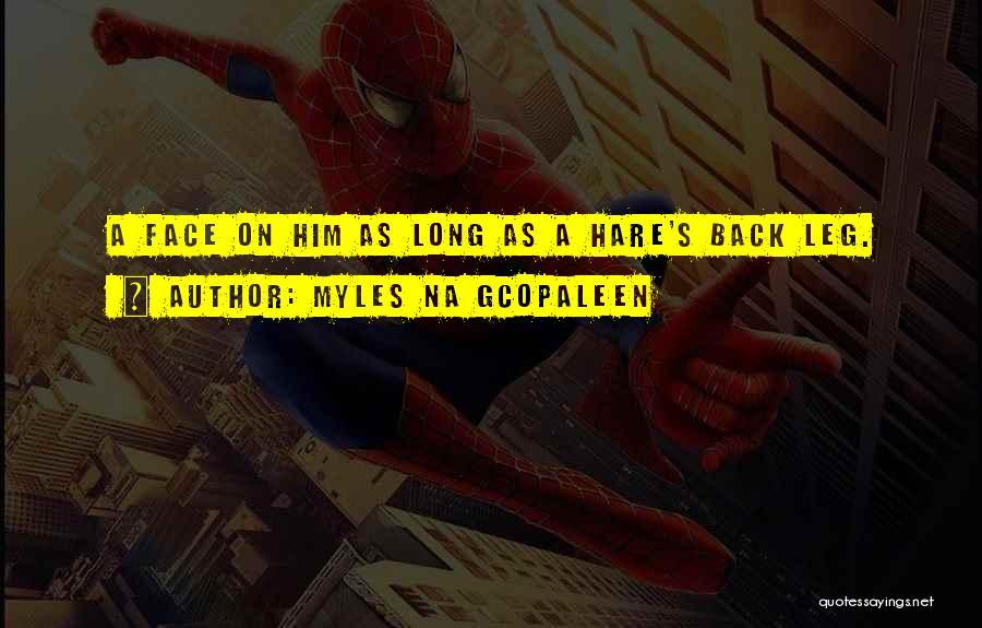 Myles Na GCopaleen Quotes 1077272