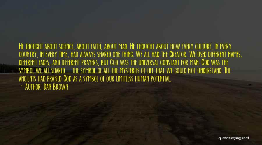 Mysteries Quotes By Dan Brown