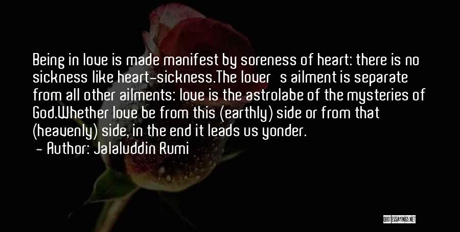 Mysteries Quotes By Jalaluddin Rumi