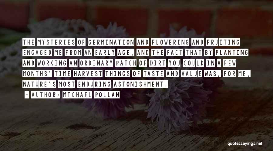 Mysteries Quotes By Michael Pollan