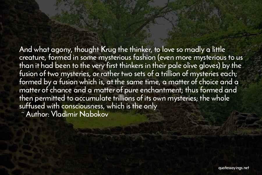 Mysteries Quotes By Vladimir Nabokov