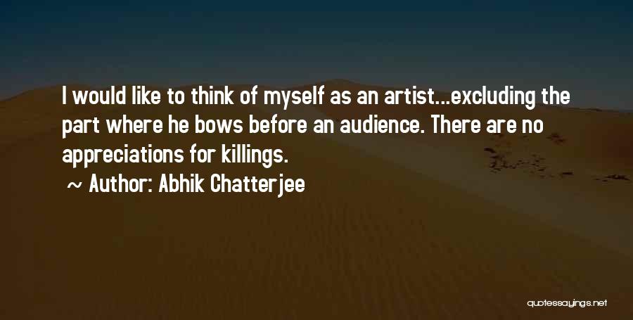 Mystery Thriller Quotes By Abhik Chatterjee