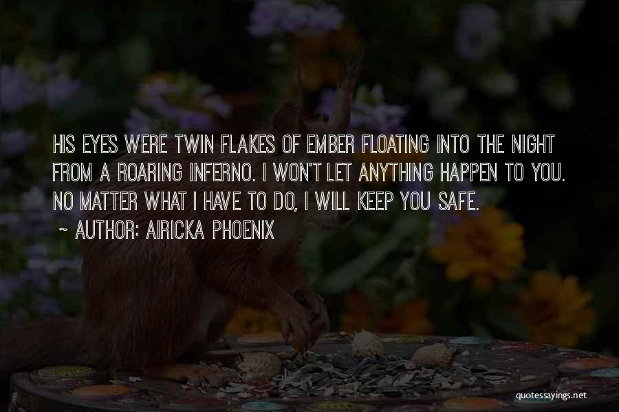 Mystery Thriller Quotes By Airicka Phoenix