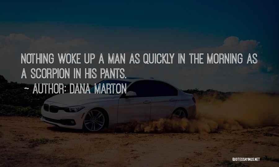 Mystery Thriller Quotes By Dana Marton