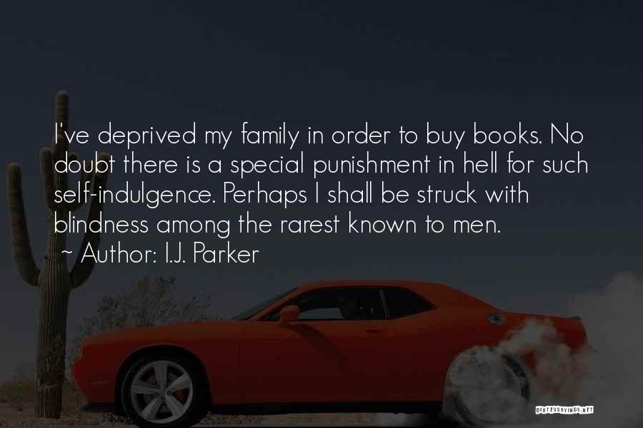 Mystery Thriller Quotes By I.J. Parker