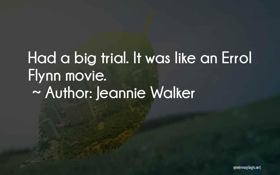 Mystery Thriller Quotes By Jeannie Walker